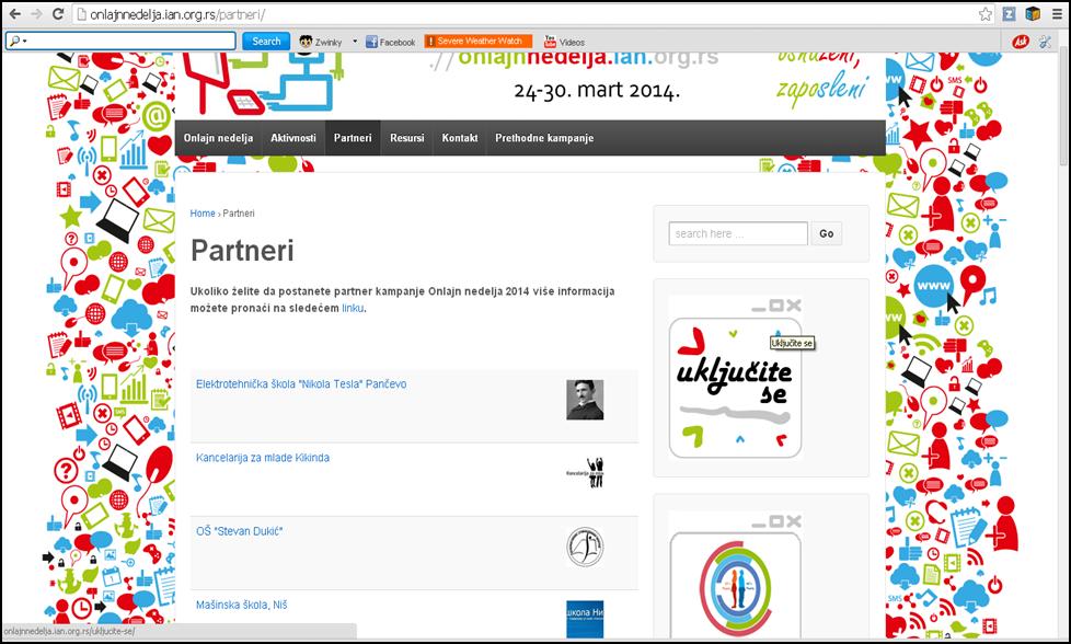 Partneri Onlajn